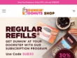 10% OFF W/ Email Sign Up At Dunkin Donuts