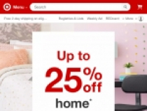 Target $5 OFF Select Orders Of $50 + FREE Shipping