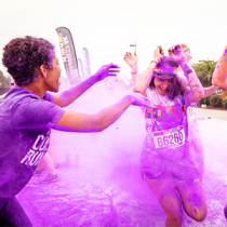 Checkout Events At The Color Run