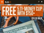 5.11 Tactical Coupons