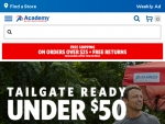 Academy Sports + Outdoors Coupons
