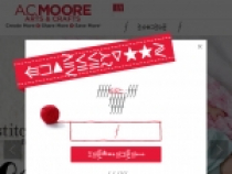 Up To 55% OFF Any Regular Priced Item W/ AC Moore Email Sign Up