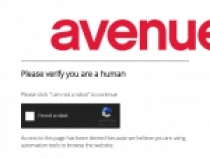 Up To $10 OFF $50+ W/ Email Sign Up At Avenue