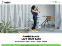 Up To 50% OFF Sale Items At Belkin
