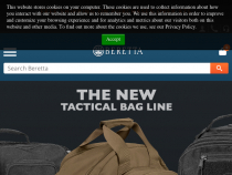FREE Shipping On Any Order More Than $89 At Beretta USA