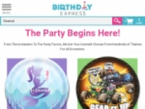 Up To 70% OFF Clearance At Birthday Express