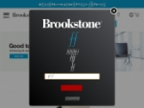 $15 Cash Back For $150+ Online Purchases At Brookstone