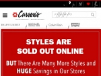 Up To 60% OFF Clearance at Carson's