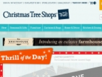 A Gift Card For $5 – $100 At Christmas Tree Shops