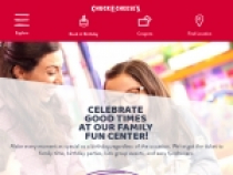 Reward Your Kid With Free Tokens at Chuck E Cheeses