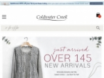 New Arrivals From $19.99 At Coldwater Creek