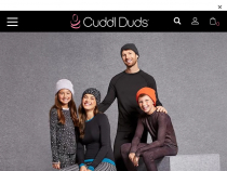 20% OFF On All CuddlDuds Orders + FREE Shipping