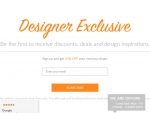 Designer Living Coupons