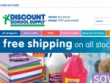 Up To 50% OFF Clearance Items + FREE Shipping At Discount School Supply