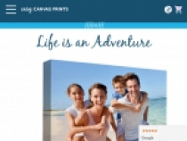 Up To 85% OFF Wall Displays At Easy Camvas Prints