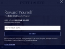 Up To 15% OFF W/ Email Sign Up At Estee Lauder