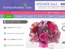Up To 50% OFF Sale Flowers At From You Flowers