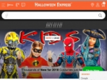 FREE Shipping On $75+ Orders At Halloween Express