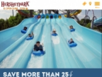 Admission Tickets As Low As $18.45 At Hershey Park