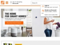 Home Depot Up to 30% OFF Small Appliances