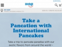 Sign Up For FREE Pancakes At IHOP