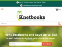 Up To 85% OFF Textbook Rentals At Knetbooks