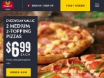 Large Specialty Pizza For $12.99 At Marco's Pizza