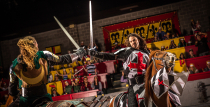 FREE Royalty Upgrade At Medieval Times