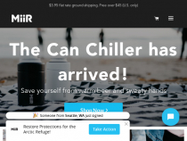 MiiR Coupon Code $25 For New Powder Coating + Coupon FREE Shipping