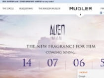 FREE 5 Complimentary Samples On Any Order At MUGLER