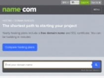FREE Domain Name and SSL Certificate With Web Hosting Plans At Name.com