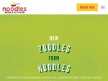 $5 Bonus Card For FREE On $25 Gift Card Orders At Noodle And Company