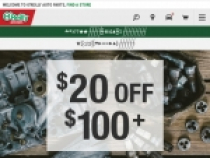 Up To 75% OFF Clearance Sale at O'Reilly Auto Parts