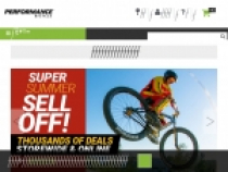 Up To Extra 15% OFF Bikes On Sale At Performance Bike