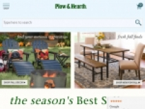 Up To 20% OFF On Furniture & Favorites At Plow and Health