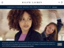 10% OFF Your Next Order With Email Sign Up At Ralph Lauren
