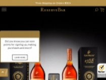 Special Offers With Newsletter Signup At Reserve Bar