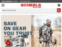 FREE Shipping On Orders Over $50 At Scheels