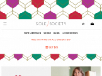 Up To 15% OFF Your Order With Email Sign Up at Sole Society