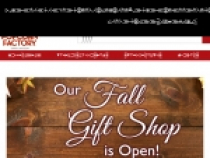The Popcorn Factory 10% OFF On Select Father's Day Gifts