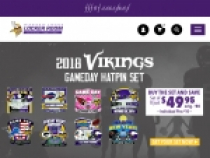 $5 OFF Regularly Priced Tees For The Whole Family At Minnesota Vikings