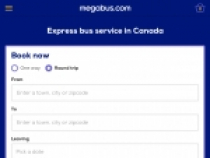 Top Routes At Megabus Canada