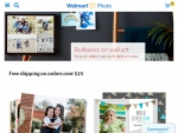 Walmart Photo Coupons