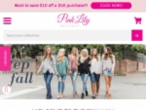Sale Items From $28 + FREE Shipping At Pink Lily Boutique