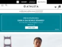 $20 Reward W/ Athleta Credit Card Approval At Athleta