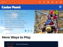 Up to $28 OFF On Group Tickets At Cedar Point