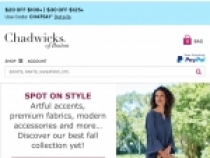 Up to 33% OFF Summer Favourites at Chadwicks