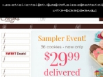 20% OFF With Email SignUp At Cheryl's Cookies
