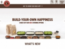 Get Special Offers W/ Email Sign Up at Chipotle