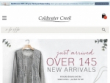 20% OFF + FREE Shipping On Orders Over $75 With Email Sign Up At Coldwater Creek